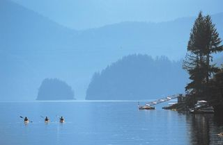 North Vancouver house photo - Beautiful Deep Cove is minutes away