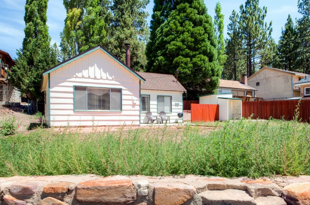 Bright Cozy 1br Big Bear Lake Cabin W Wifi Vrbo