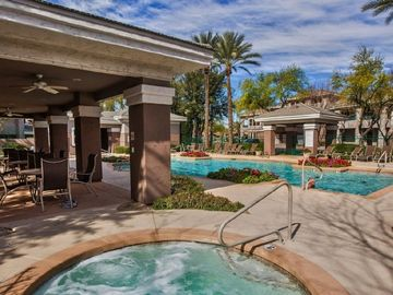 Other Scottsdale Properties townhome rental - pool area