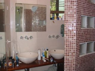 Santo Domingo hotel photo - double modern stylish bathroom