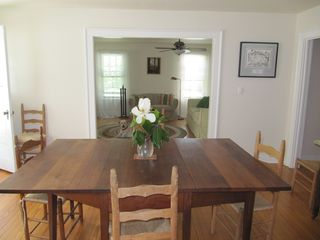 Manteo house photo - Dining Room