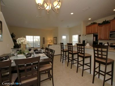Paradise Palms - Town Home 5bd/4ba - Sleeps 10 - Gold