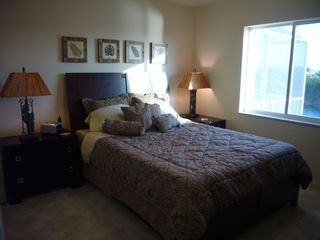 Cape Coral house photo - Queen bed,tv, tempurpedic mattress, overlook canal