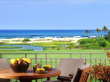 Kaupulehu villa rental - Stunning Ocean Views from Private Lanai