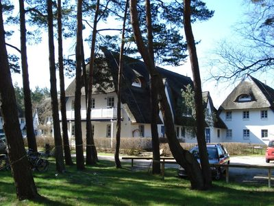 Close to the beach (100m) apartment in FH-thatched conditioning, pets welcome