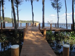 Palatka house photo - 2 Never Ending Docks/Private Boat Ramp, RV Hookup,Fishing, Boating, 3 Tire swing