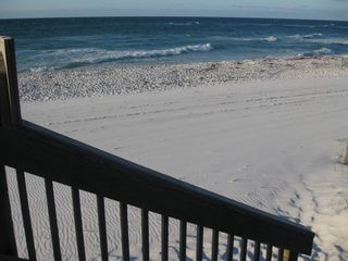 Pensacola Beach condo photo - Just steps to the ocean .....