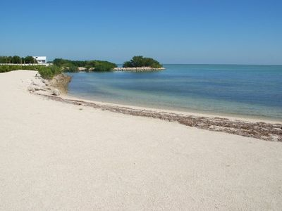Enjoy the Private Beach, just steps from the house!