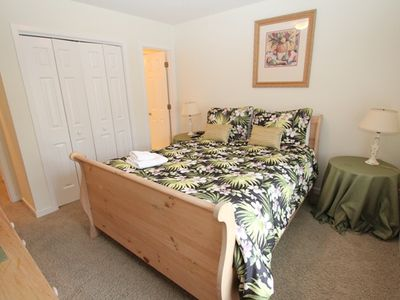 Dewees Island house rental - Bedroom 3 has an adjoining private bath!