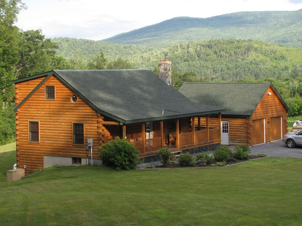Wildcat Cabin Beautiful Log Home With Homeaway