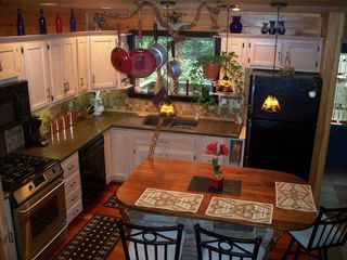 Ellijay cabin photo - Fully Equipped Kitchen