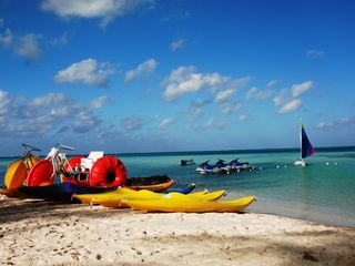 Grand Cayman condo photo - Rum Point Beach Club - Beach Toys for rent