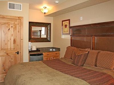 The Canyons lodge rental - Master Bedroom #2