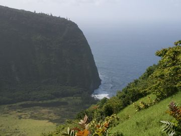 The Waipio Valley