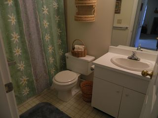 Carrabassett Valley condo photo - Bathroom on the main floor