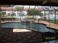 Pool, Spa, Canal, Dock, No Sec Dep, Yacht Club, Boat Available for Rent.
