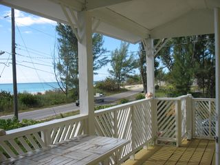 Grand Bahama Island cottage photo - View of the Porch