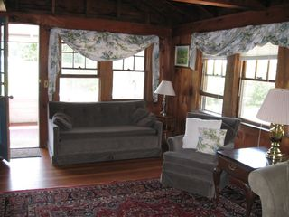 West Dennis house photo - Another view of the 2nd living room.