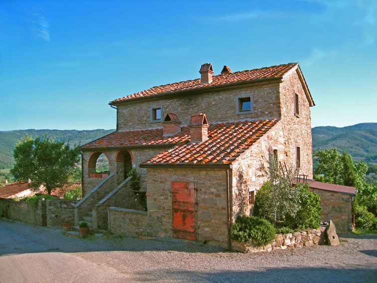 Casa Melina Tuscan Farmhouse W 2 Apartments HomeAway Castigli