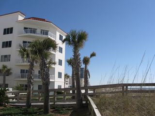 Orange Beach condo photo - Enjoy One of the Best Views on the Beach from Your Top Floor Condo!