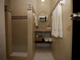 Playacar condo photo - Large en suite bathrooms.