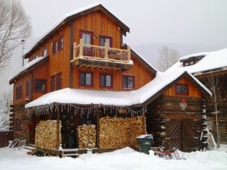 Crested Butte cabin photo