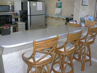 Cocoa Beach condo photo - Barstools