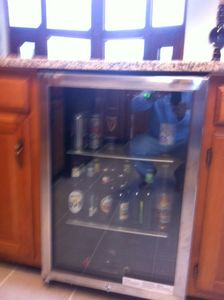 Beverage Fridge