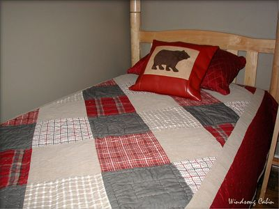 Bear Cubs Den ~ Lower Bunk