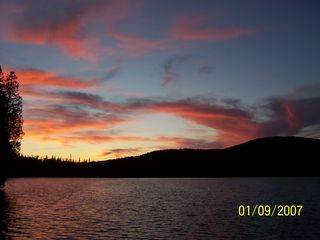 Glover house photo - As the Sun Sets on Daniels Pond - Breathtaking!