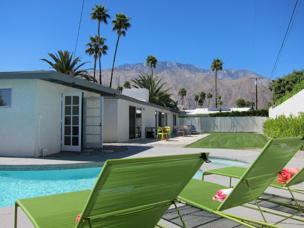 Palm Springs Mid Century Modern Close To Vrbo