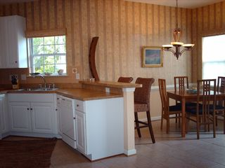 Cape Charles house photo - Fully equipped kitchen