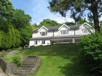 Large detached house in beautiful Afan valley