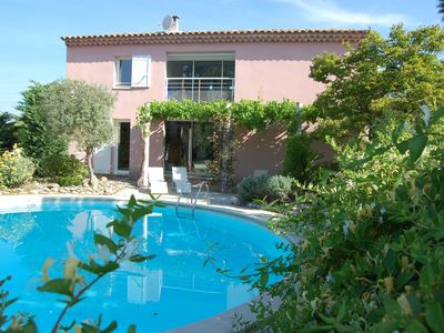 Holiday house, close to the beach, Taillades, Provence and Cote d