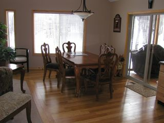 Bellaire / Shanty Creek chalet photo - Dining area