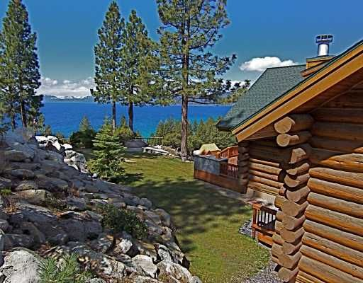 Private homes vacation rental vrbo 317621 6 br incline for Sierra nevada cabine