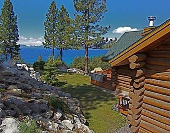 Incline Village lodge rental - Expansive views of Lake Tahoe & the High Sierra are just the beginning ...