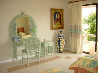 Puerto Aventuras condo photo - Bedroom - main floor