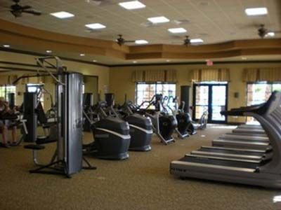 State of the Art Fitness Center with onsite instructor!