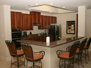 Harbor Landing Destin condo photo - Harbor Landing 203A - Breakfast Bar / Kitchen