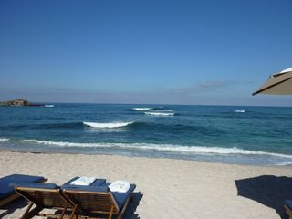 Punta Mita villa photo - Surf waves in front of Resident Beach Club