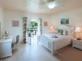 Sandy Lane villa photo - Garden bedroom opens up on to the lovely tropical gardens at Vistamar villa