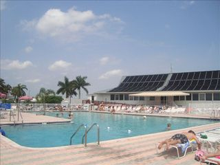 Hutchinson Island house photo - Recreation Center heated pool (2 hot tubs out of view)