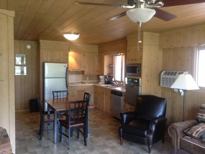 HIGH quality furniture in 2012.  3AC units, 3 flat screens, Dishwasher, fans
