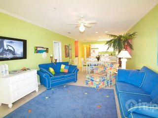 "Orange Beach condo photo - 42"" flat screen TV/DVD"