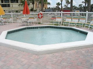 Hutchinson Island condo photo - Kiddie Pool right by the main pool and the Tiki Bar