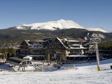 Breckenridge Peak 7 condo rental - Luxury, access and seclusion. You will be completely spoiled. : - )