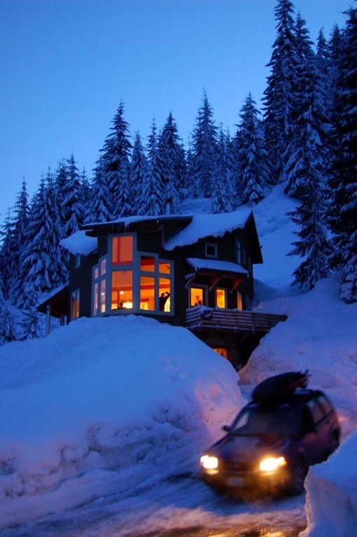 Stunning View:  Mountain House