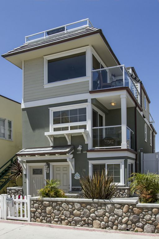 Our four story beautiful home with 360 degree view from our roof top ...