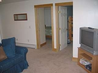 Downstairs bedrooms (2) and living area - Bartlett house vacation rental photo
